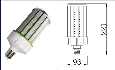 30 Watt Eco - Firendly E27 Led Corn Light Bulb Super Bright 4200 Lumen best price, 5 years warranty