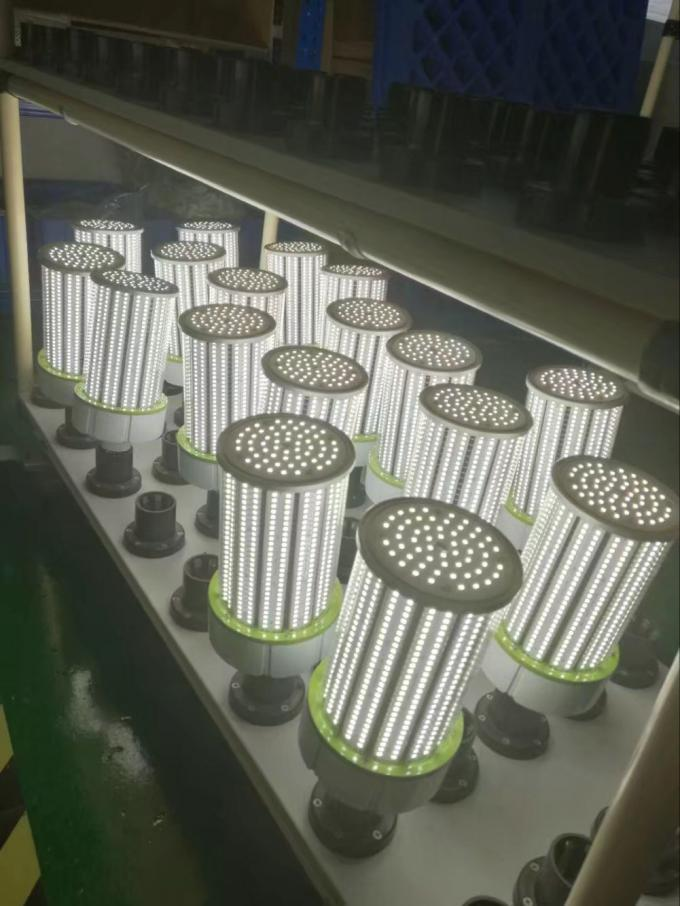 16800LM Brightness 360 Degree Corn Led Lights For Road / Warehouse / Factory