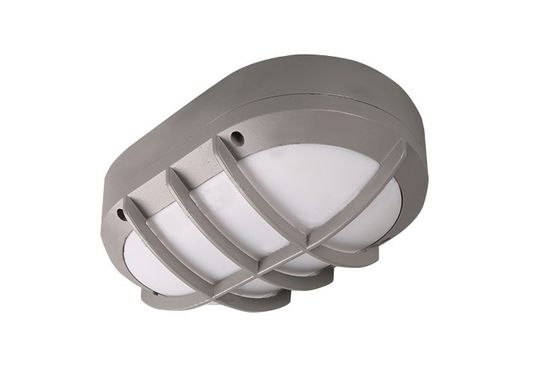 China Aluminium Outdoor LED Bathroom Ceiling Light Cool White 6000K 10W 80 Lm/W supplier