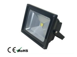 China Wide Angle Brideglux Chip Industrial Led Flood Lights 50w with 5 Years Warranty supplier