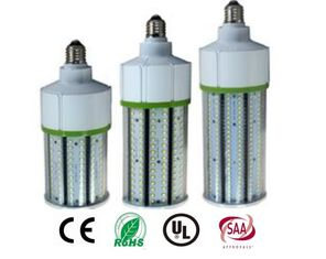 China Light Weight 27000lm 5630 SMD 150w Led Corn Lamp For Street Lighting supplier