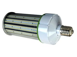 China 150W 90-277VAC IP20 Led Corn Street Light 22000 lumen 360 degree beam angle supplier