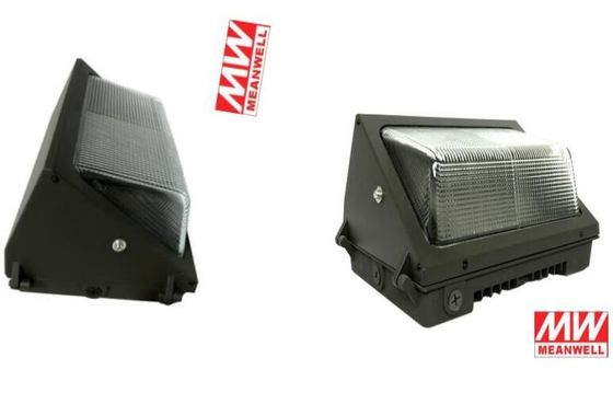 China 60W IP65 Outdoor LED Wall Light , led outdoor wall packs For Garage / Parking Lot supplier
