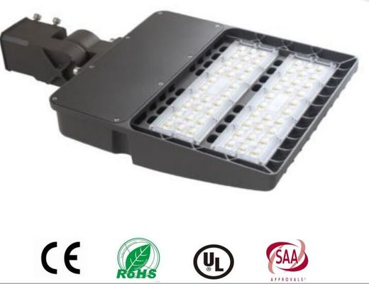 China Phillips Chip 195000 Lumen Led Parking Lot Pole Lights 90-305VAC With MW Driver supplier