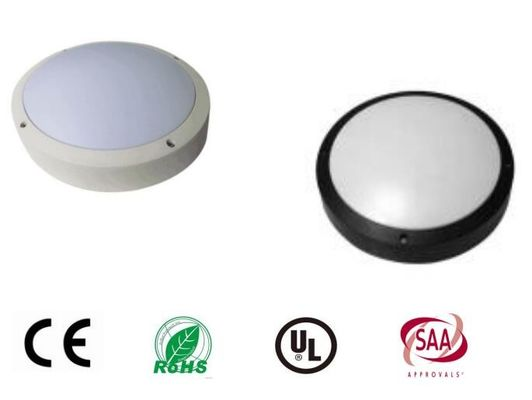 China 20W Round Led Ceiling Light Surface Mounted LED Bulkhead Wall Light 1600 Lumen IP65 supplier