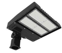 China 150W  chip LED Shoebox Light 140lm/Watt 90-307VAC IP65 waterproof supplier
