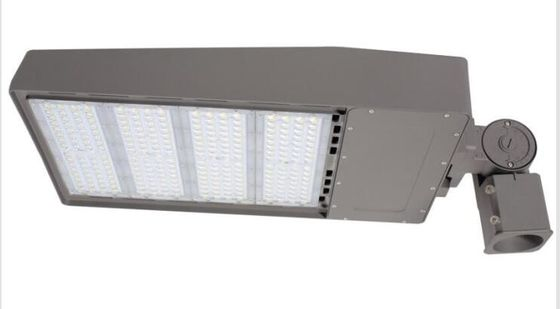 China IP65 300W Led Parking Lot Lights 85-365VAC High Power 6000K 3000K MW Driver supplier