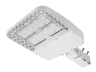 China Chip 3030 Parking Lot LED Lights 3000K / 4000K / 6000K High Luminous Efficiency supplier