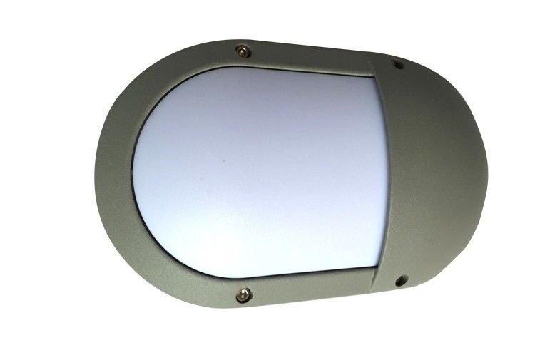Decorative Bulkhead Security Lighting Outdoor Oval Led Lamp