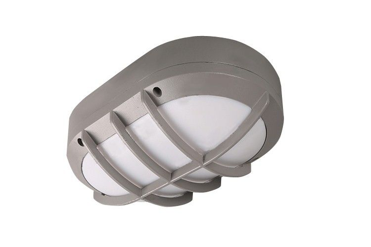 Aluminium Outdoor Led Bathroom Ceiling Light Cool White 6000k 10w 80 Lm W