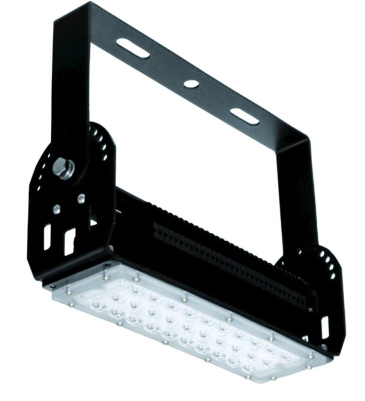 China High Lumen 50w Industrial Flood Lights Outdoor For Tunnel Lighting Eco - Friendly supplier