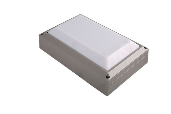 China 120 Degree Corner Outside Bulkhead Wall Light  5000 hours 275 * 180 * 75 mm distributor