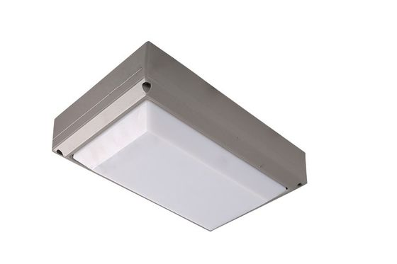 China 4000 - 4500 K Recessed LED Bathroom Ceiling Lights Bulkhead Lamp With Pir Sensor distributor