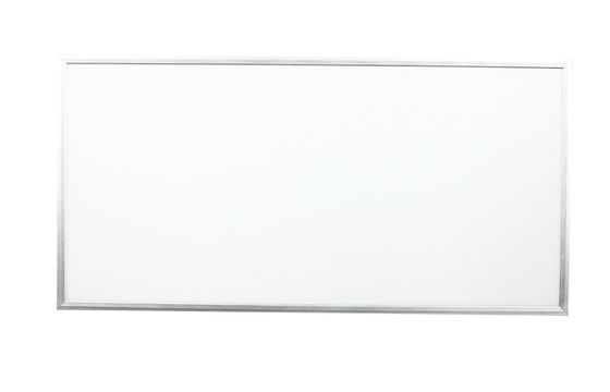 China 180° Waterproof Square LED Panel Light Inside 48W IP50 100 Lumen / Watt CE Approval distributor