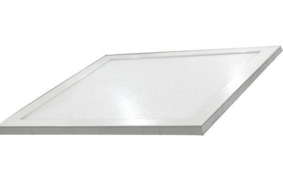 China Warehouse Lighting Cool White Surface Mounted Led Panel Light IP50 Alu + PMMA distributor