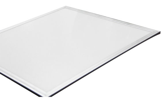 China Commercial Ceiling LED Panel Light 600x600 Warm White Dimmable 85 - 265VAC distributor