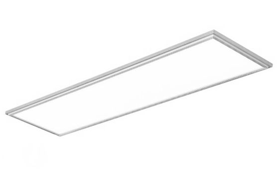 China Office Ultra Thin Recessed LED Panel Light 13mm Warm White 100 ml / Watt CE SAA , 5 years warranty distributor