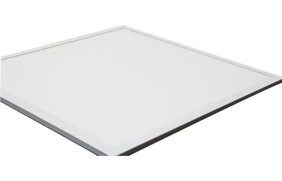 China 600x600 Recessed LED Panel Light surface mounted , indoor office led lighting 6000K / 3000K distributor