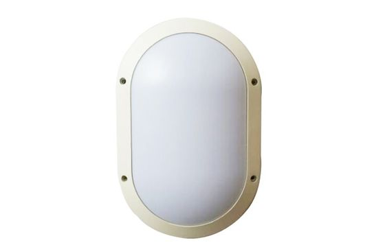 China Waterproof Oval Ceiling Mounted Light For Toilet 2700 - 7000k CE High Lumen distributor
