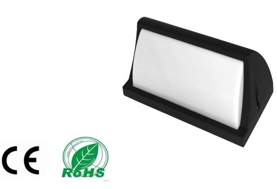 China High lumen Outdoor LED Wall Light , wall mounted square bulkhead light IK10 distributor