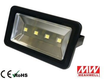 China 200 W COB LED Flood light high power , 24000 Lumen waterproof led floodlight CE RoHs distributor