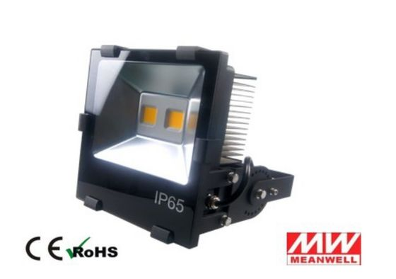 China 100W Industrial led flood lights outdoor , LED billboard light 12000 lumen high output distributor