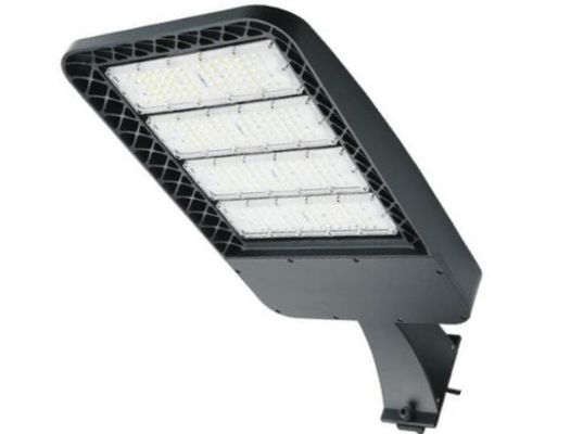 China 18000 Lumen Led Parking Lot Lights , Shoebox Style Led Area Light CE Rohs Certified distributor