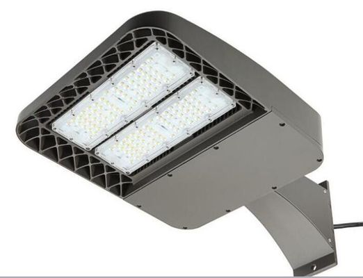 China 80W Cool White Led Parking Lot Lights , High Power External Led Area Lighting distributor