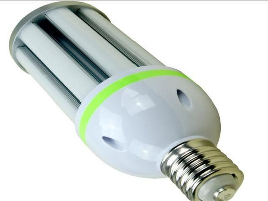 China 54W IP64 Waterproof Rating Led Corn Lamp E40 PF >0.9 Clear Milky Cover distributor