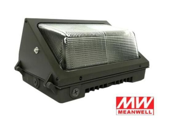 China Warm White 120W Outdoor LED Wall Light With 5 years warranty , Led Exterior Wall Pack Lighting distributor
