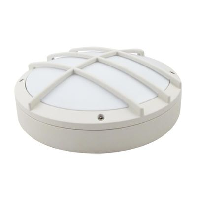 China 1600lm Outside Bulkhead Lights 20 W 270*270*mm IP65 3 years warranty distributor