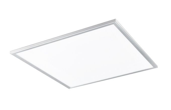 Sliver 180° 18w Square LED Panel Light SMD 5630 85 - 265 VAC 3 Year Warranty